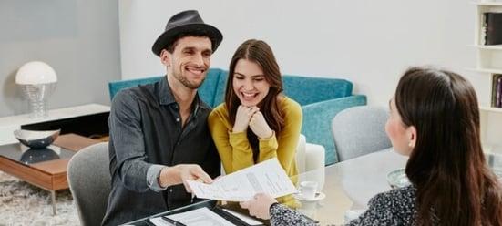 Renteherziening: koppel sluit rentetarief af