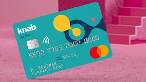 Zakelijke creditcard van Knab!