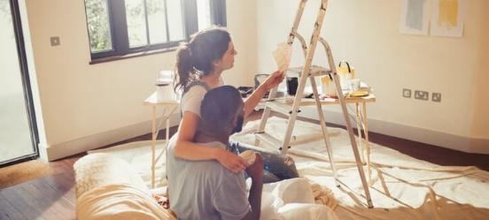 Je hypotheek verhogen voor een verbouwing