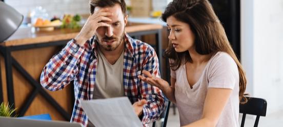 Hypotheek niet meer kunnen betalen