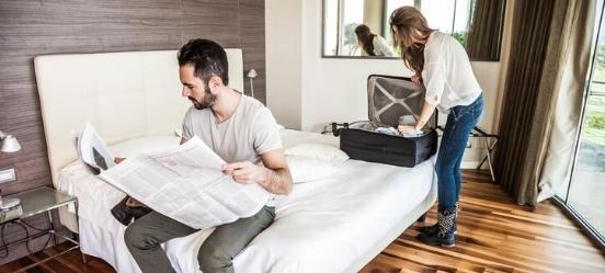 Verhuur via Airbnb