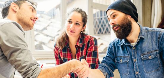 Financiering voor ondernemers, Roy Spit vertelt zijn verhaal