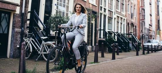 fiets van de zaak in 2020 voor zzp'ers