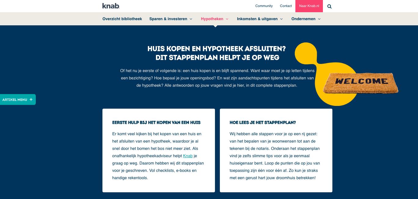 62a8695887f Stappenplan: Huis kopen en hypotheek afsluiten | Knab.nl